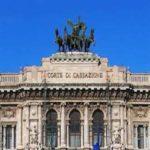 fronte del palazzo della corte di cassazione