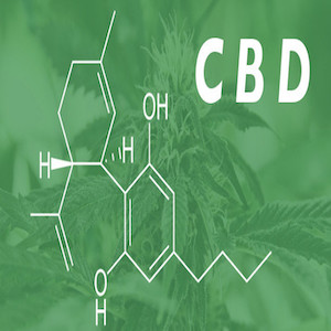 molecola cbd
